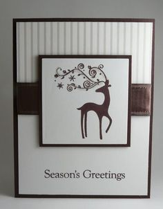 Dasher by Stamp Addict 77 - Cards and Paper Crafts at Splitcoaststampers