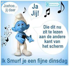 Good Morning Quotes, Shakira, Good Night, Smurfs, Humor, School, Fictional Characters, Slaap Lekker, Jr