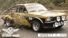 """Opel changes its strategy to compete in motorsport at the end of the 1970s. In 1977 unreliable Group 4 cars have been replaced by Group 2 vehicles. Ralf Antweiler and Markus Schmitt (Spabrücken/Germany) owns the last Opel Kadett C GT/E group 2 of the """"Opel Euro Händlerteam""""."""