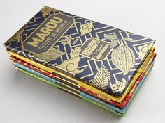 Packaging of the World: Creative Package Design Archive and Gallery: Marou Chocolate