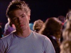 Lucas Scott Lucas Scott, Chad Michael Murray, One Tree Hill, Forever Grateful, Pilot, All About Time, Ravens, Crows, Raven