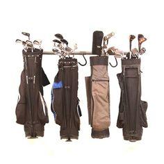 Monkey Bar Storage 0400 Golf Bag Rack