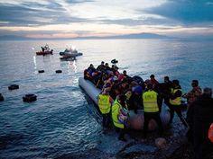 """Griechenland: Insider warnen vor Grenzöffnung –""""Türken lassen jetzt Boote ins Meer"""""""