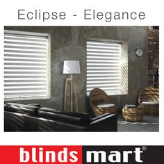 The Eclipse range brings elegance to any room!