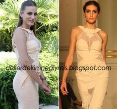 Nude Dress, Evening Dresses, Formal Dresses, Max Azria, Fabulous Dresses, Actor Model, Women Wear, Bodycon Dress, Actors