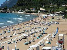 Пляж Корфу