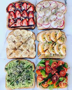 May 2020 - Vegan recipes that are healthy and delicious. See more ideas about Food recipes, Vegan recipes and Healthy. Comidas Fitness, Healthy Snacks, Healthy Eating, Healthy Breads, Clean Eating, Healthy Food Ideas To Lose Weight, Eating Well, Healty Lunches, Healthy Cafe