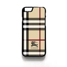 Burberry For Iphone 4/4S Iphone 5/5S/5C Iphone 6/6S/6S Plus/6 Plus Phone case ZG