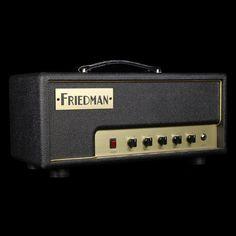 Used 2015 Friedman Amplification Pink Taco Guitar Amplifier Amp Head