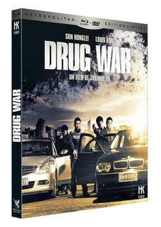 Drug War  Blu-ray  Louis Koo  en BLU-RAY - NEUF