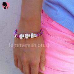 Náramok Ethno Pink http://femmefashion.sk/naramky/2474-naramok-ethno-pink.html