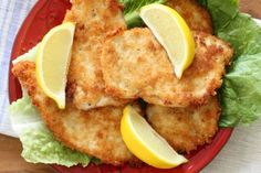 Smart Balance Recipe - Quick Asiago-Crusted Chicken Cutlets.  Thinking I can use panko crumbs instead