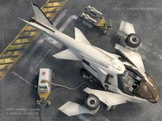 EW-LA / III самолетов (СВВП) по AliSheikhanGo