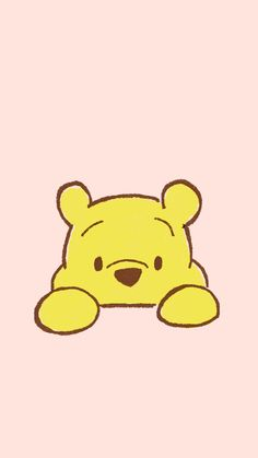 Winnie The Pooh Drawing, Winnie The Pooh Pictures, Mickey Mouse Pictures, Winne The Pooh, Cute Winnie The Pooh, Winnie The Pooh Friends, Disney Phone Wallpaper, Cartoon Wallpaper Iphone, Kitty Wallpaper