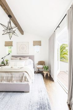 Do you wrestle in your sleep each night? It might be time to change up your décor. Take inspiration from this bedroom makeover that takes you to Spain.