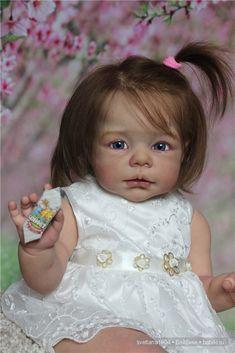 Лизочка)) Кукла реборн Светланы Преображенской / Куклы Реборн Беби - фото, изготовление своими руками. Reborn Baby doll - оцените мастерство / Бэйбики. Куклы фото. Одежда для кукол