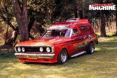 Doug -Cundy -XY-Van -Mystic -Illusions -front -side Australian V8 Supercars, Australian Muscle Cars, Aussie Muscle Cars, Old American Cars, American Classic Cars, Ford Classic Cars, Holden Australia, Ford Granada, Big Girl Toys
