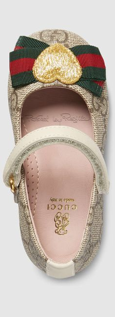 Regilla ⚜ Children shoes by Gucci