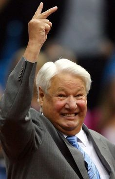 """August 1991 Last Days Of The Iron Curtain: Boris Yeltsin bans and dissolves the Communist Party of the Soviet Union. Soviet President Mikhail Gorbachev was toppled but in the end, much of the military decided to back him and power was eventually transferred to him In November 1991. In addition to being president, Yeltsin became prime minister of the Russian Federation, serving from 1991 to 1999."""""""