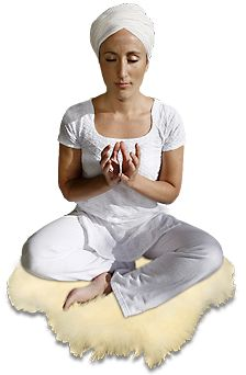 """""""The color white represents the seven colors. Cotton is the flower of the Earth. It is good for your psyche, for your energy, and for your nervous system. Your way of dressing should be saintly and make you glow with grace. You should look like a sage and a prince or princess of peace and divinity."""" ~ Yogi Bhajan"""