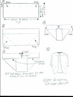 Image result for diy sleeveless jersey cardigan sewing pattern