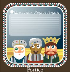 Carta a los Reyes Magos. Descargable aquí: https://drive.google.com/file/d/0B8nuSQ9dcediZTJBNnBFakhhN2c/edit?usp=sharing