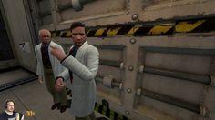 ▶️ Half-Life Black Mesa 【régi videó - 2016】 Half Life, The Originals, Videos, Youtube, Black, Black People, Youtubers, Youtube Movies