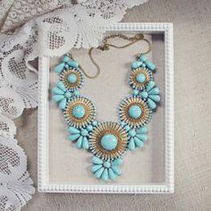Bohemian Romance Necklace