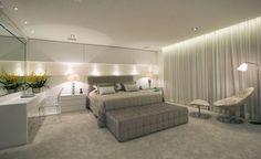 Decor Salteado - Blog de Decoração | Design | Arquitetura | Paisagismo: Quartos de casal decorados! Veja dicas e modelos!