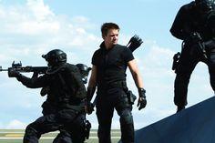 Hawkeye/my favorite Avenger.