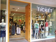 TICKET is a Colombian brand that reflects a casual and relaxed lifestyle, dedicated to the passion for the beach and the sea.  #casual #clothe #style #lifestyle #shopping #interiordesign #decoration #wood #beach #sea #relax #passion #clothingstore #store #inspiration