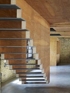 Golden Lane , Londres, 2012 - Amin Taha Architects