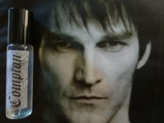 Compton Cologne Oil True Blood Collection via Etsy www.etsy.com/shop/reddeergrove