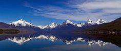 The majestic Continental Divide and tranquility of the emerald-hued lake are a must-see as you cruise along Lake McDonald, the largest lake in the park.