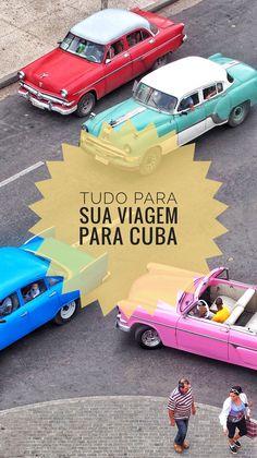 Tudo para planejar sua viagem para Cuba e visitar as cidades de Havana e Varadero