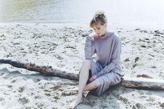#Olgapassia #street #sand #dress #nature