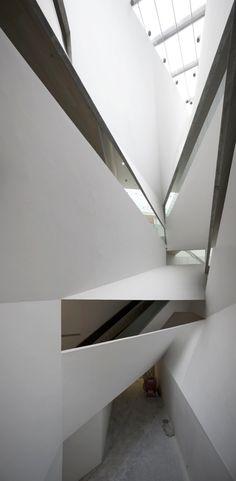 Museu de Arte em Tel Aviv  / Preston Scott Cohen
