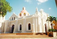 El Santo Cerro de LA VEGA en Republica Dominicana.