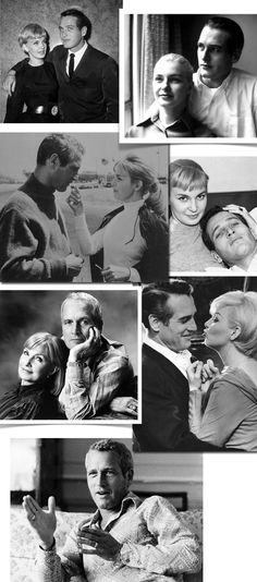 Free thought for the day paul newman on marriage to for Paul newman joanne woodward love story