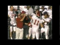 Superman. Longhorns fans, watch at your own risk.