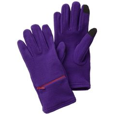 Touch Sensor Pocket Gloves (1.165 RUB) ❤ liked on Polyvore featuring accessories, gloves, plum, weatherproof gloves, touchscreen gloves, padded gloves and touch screen gloves