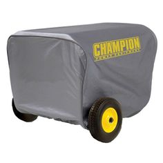 Protect your generator from the elements with a secure fitting Champion Generator Cover.