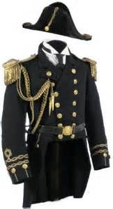 Victorian Naval Captain