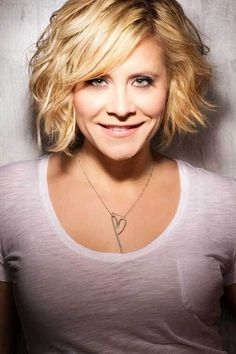 blonde short wavy hairstyles Short Wavy Hairstyles for Women