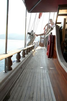 Traditional Gulets: The Best Boat Vacation in Turkey Ever   Apartment Therapy
