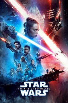 Star Wars: The Rise of Skywalker Carrie Fisher, Mark Hamill, Adam Driver The surviving Resistance faces the First Order once more in the final chapter of the Skywalker saga. Star Wars Film, Star Wars Episoden, Star Wars Watch, Star Wars Poster, Movies 2019, Hd Movies, Movies To Watch, Movies Online, Movie Tv
