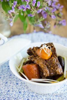 Instant Pot Short Ribs Recipe for Korean Galbi Jjim! Fast and Delicious!! Love Instant Pot!