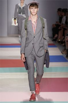 Marc by Marc Jacobs S/S 2013, NYFW