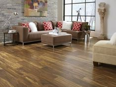 """""""Offering easy maintenance, sound absorption, warmth, and comfort underfoot, cork is a smart, eco-friendly flooring choice for many of today's homeowners. Is it the right choice for you?"""" See what BobVilla.com has to say!"""