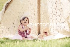 Tea Party Mini Session  {Photography by Katie}